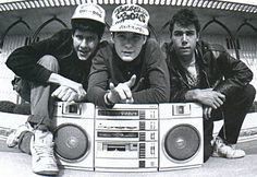 Sometimes I'm just in the mood for some Beastie Boys. Does that happen to anyone else?