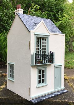 French style dollhouse