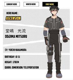 Superhero Design, Hero Academia Characters, Boku No Hero Academia, Character Design, Boys, Naruto, Videos, Coaches, Character Ideas