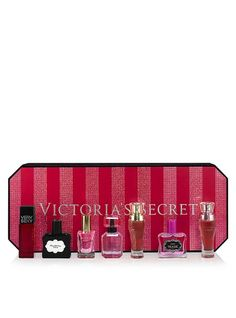 perfumes by victoria's secret