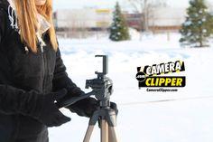 Camera Clipper - Photo Gallery - View pictures Camera Clipper Smartphone Grip Tripod Adapter