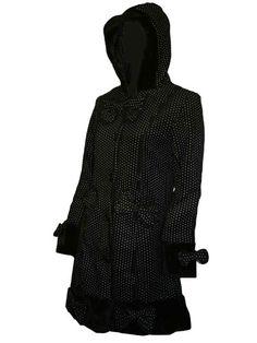 Poizen Industries Mace coat - cute & snuggly