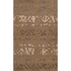 Dalyn Rug Co. Bella Brown Area Rug Rug Size: 3' x 5'