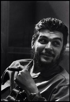 Ché Guevara, La Habana, Cuba, 1964