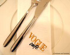 Vogue Cafe, Dubai