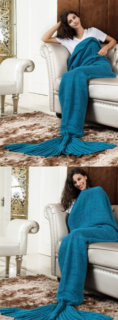 mermaid blanket,mermaid blanket for adults,mermaid tail blanket,knitted mermaid blanket