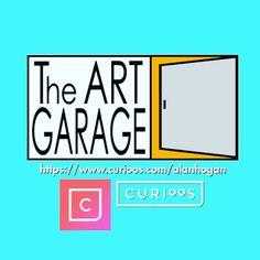 Alan Hogan's Official Shop featured by Curioos : Numbered & Signed Art Prints, Canvas, Metal Prints, Exclusive T-shirts. Garage Art, Artist Life, Art Market, Online Art, Insta Art, Original Art, Art Gallery, Gift Ideas, Artwork