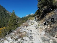 Canyon Creek Trail In Northern California Leads You To Beautiful Lakes