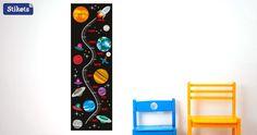 Medidor infantil Stikets Sistema Solar