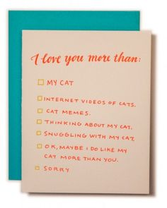 13 Funny Valentine's Day Cards To Humor Your Main Squeeze - Multiple Choice