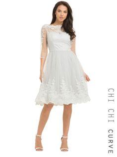 Chi Chi Curve Katia Dress - chichiclothing.com