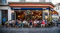 Everything you need to eat in the City of Light. Paris, France Food Guide.