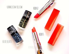 Maybelline Rebel Bouquet Collection India @Corallista
