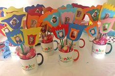 Kindergarten-Abschiedsgeschenk fertig (©Tulpentopf)