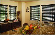 Wood window Blinds. Order online at 3StepBlinds.com #windowcoverings #windowblinds #windowtreatments
