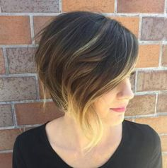 Slightly Inverted Bob | hairstylegalleries.com