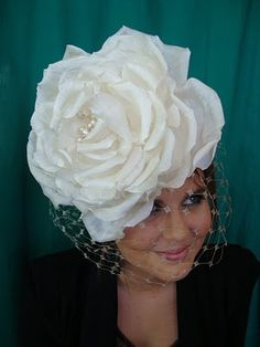 Ascot Hat or for afternoon tea
