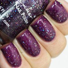 KB Shimmer - Witch Way? Nail Polish