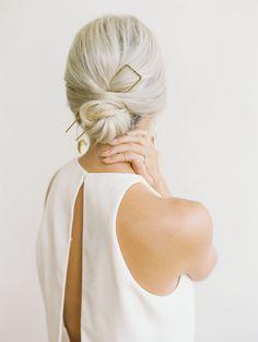 Chic Modern Updo, Scandinavian Wedding, Short Wedding Hair, Wedding Hairstyle, Boho Wedding, Style Hairstyle, Wedding Hair Inspiration, Bridal Updo, Bridal Shoot