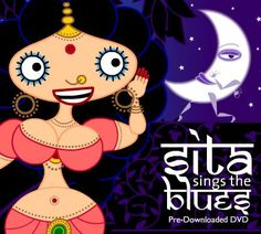 Sita Sings the Blues DVD Standard Edition - NTSC