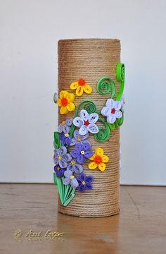 Között hobbi: Quilling, kusudama, origami, kézzel készített ékszerek ...: string