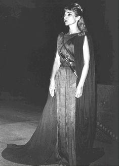 Maria Callas - Norma (Epidavr, 1960)