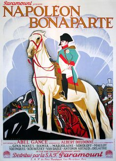 17. Napoleon (1927), dir. Abel Gance.