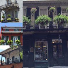 Balcons - New Orléans