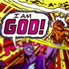 #parlorstreet #marvel #comics #comicart #iamgod #magus #infinity #guantlet #infinitygauntlet #god #adamwarlock #infinitywar
