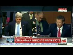 HEATED: Rand Paul Storms - John Kerry Gets Owned at Syria Military Action Hearing 9/3/2013 - YouTube