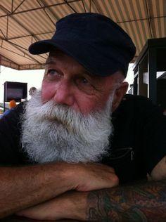 Snow-Grizz w/Full Beard Epic Beard, Gay Beard, Full Beard, Beard Love, Hairy Men, Bearded Men, Shaved Head With Beard, Different Beard Styles, Hipster Photo