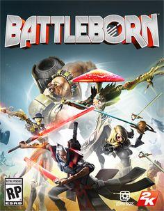 Pre-Order - Battleborn