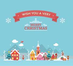 Christmas Card Series on Behance