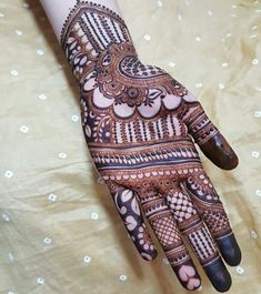 New and Simple Collection of Mehandi Design - Brain Hack Quotes Henna Tattoo Designs Arm, Henna Tattoo Hand, Henna Art Designs, Mehndi Design Photos, Beautiful Henna Designs, Best Mehndi Designs, Beautiful Mehndi, Simple Mehndi Designs, Mehndi Designs For Hands