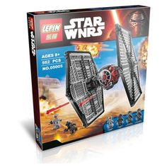 562Pcs Force Awakens First Special Forces Tie Fighter Star Wars 7 Building Blocks Compatible With LEGO Star Wars 7 Bricks Toys