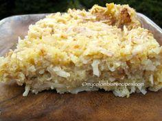 Torta de Coco (Coconut Cake)
