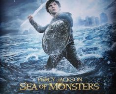 Percy Jackson: Sea of Monsters - Official Trailer #1