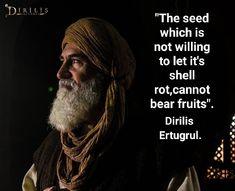 Muslim Quotes, Religious Quotes, Sufi Quotes, Ibn Arabi, Turkish Women Beautiful, Turkish Men, Warrior Quotes, Movie Lines, Historical Quotes