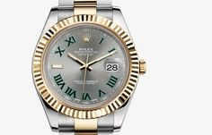 Men's Rolex |  Datejust II. Oyster, 41 mm, steel and yellow gold. | Anderson Bros.