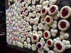 Afghan sugar cookies