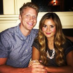 Catherine Lowe Chops Off Her Long Locks — See Her Dramatically Different 'Do!  See Catherine's Before and After! That Catherine Giudici (now Catherine Lowe) is always keeping us on our toes when it comes to her hair. A little over a month after the naturally raven-haired beauty went blond for summer, Sean Lowe's wife has gone back to her darker roots. But this time, she didn't just opt for a color change — she went for a major cut, as well!