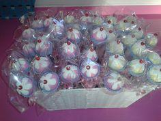 Cupcakes en goma eva