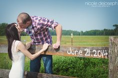 Save the date, Nicole DeJoseph Photography