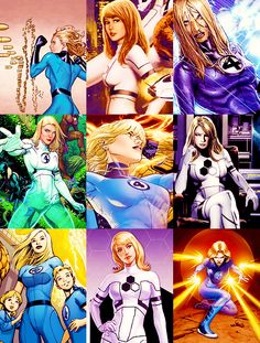 Invisible Woman Anthology