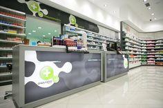 Xrisi Pharmacy | Commercial Lighting | https://www.facebook.com/CityLightingProducts/