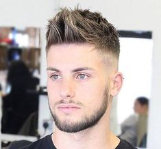 25 Stylish Haircuts For Men Guide) Mens Summer Hairstyles, Older Women Hairstyles, Hairstyles For Round Faces, Haircuts For Men, Men's Haircuts, Summer Haircuts, Everyday Hairstyles, Undercut Hairstyles, Boy Hairstyles