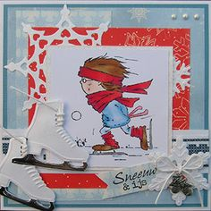 Marianne Design Challenge Blog: Challenge # 71 Marianne Design, My Stamp, Christmas Inspiration, Die Cutting, Stamping, Daisy, Christmas Cards, Challenges, Winter