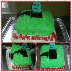 Mrs.D Cake PLL