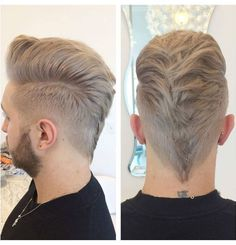 Amazing Rat Tail Hairstyles 2018 for Men