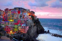 Cinque Terre, Italy - so beautiful and charming at the same time